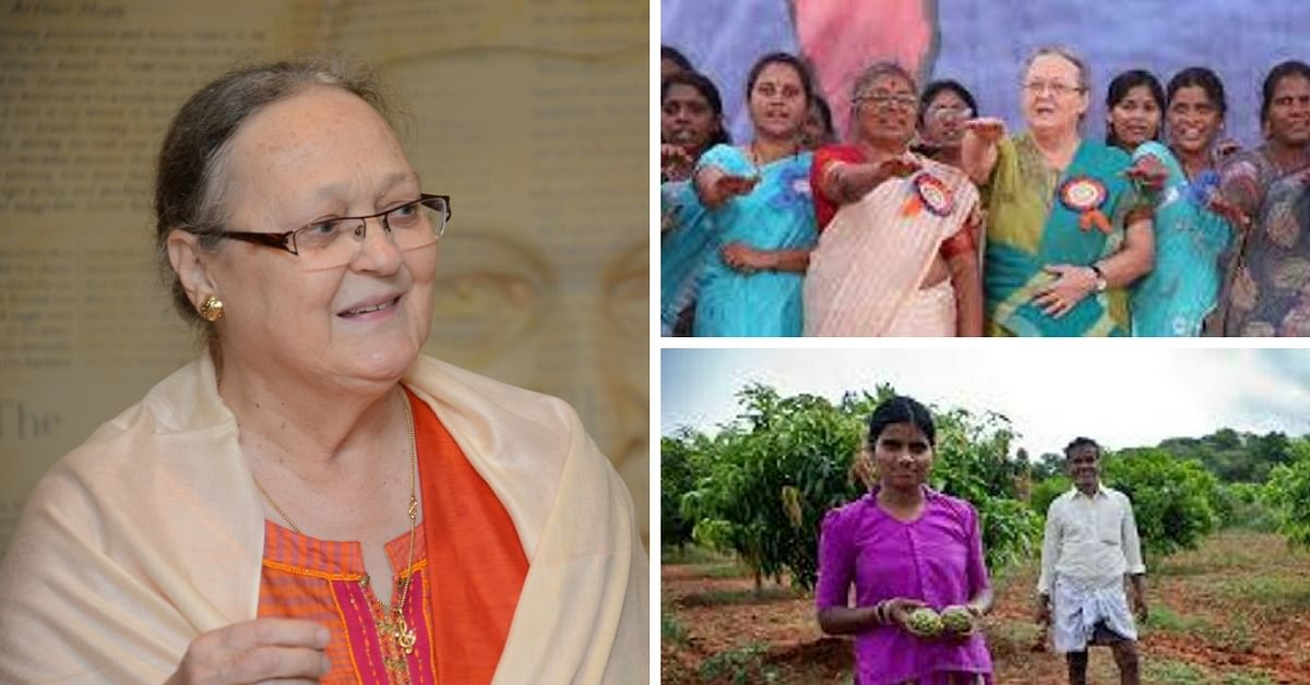 TBI Blogs: Meet the Woman Who Has Been Empowering Tribals in Ananthapuram for Over Four Decades