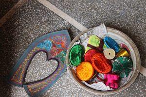 Jodhpuri chappals in multiple hues