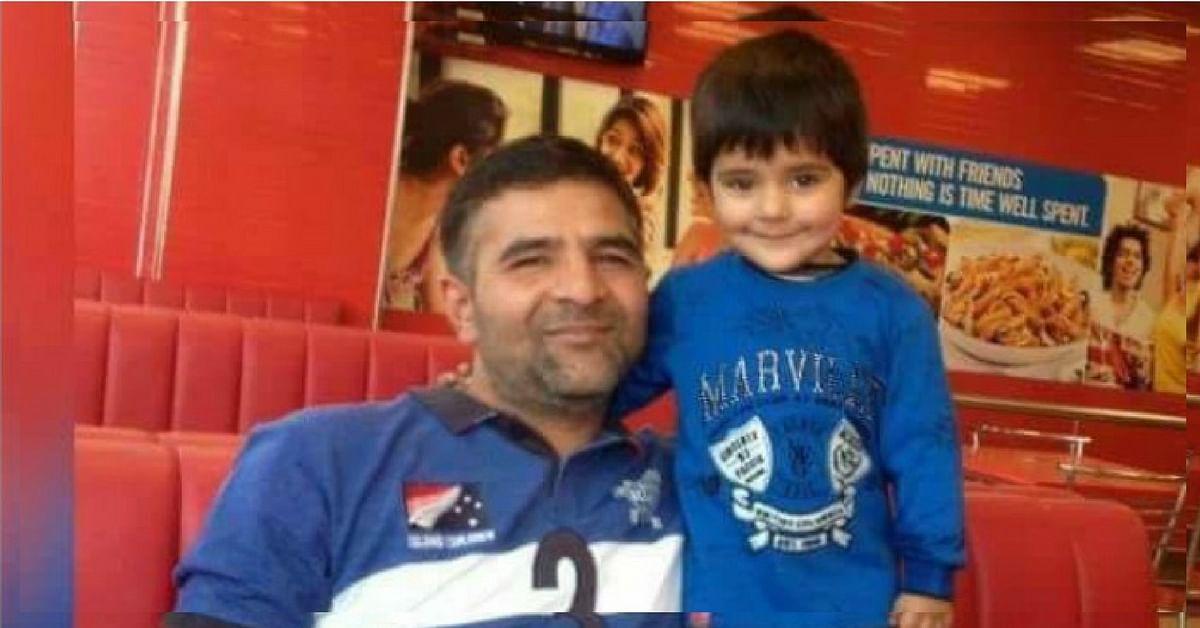Nation Salutes Slain Major Satish Dahiya for His Exemplary Courage Against Terrorists in Kashmir