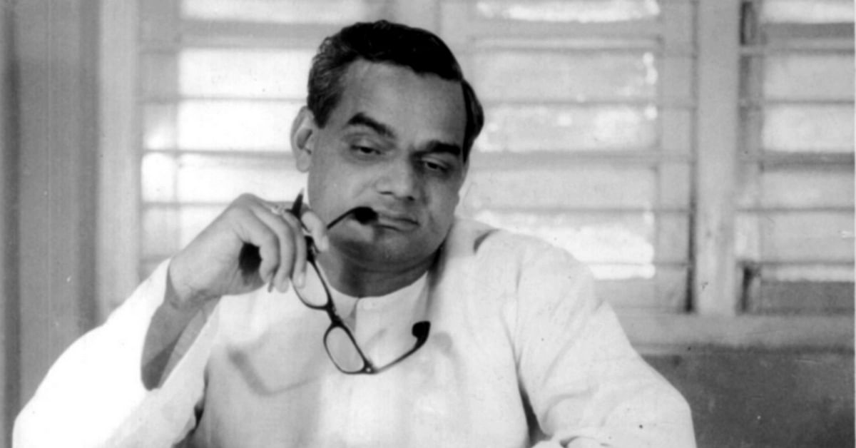 TBI Blogs: BOOK EXCERPT – Was Atal Bihari Vajpayee the Leader Everyone Thought He Was?
