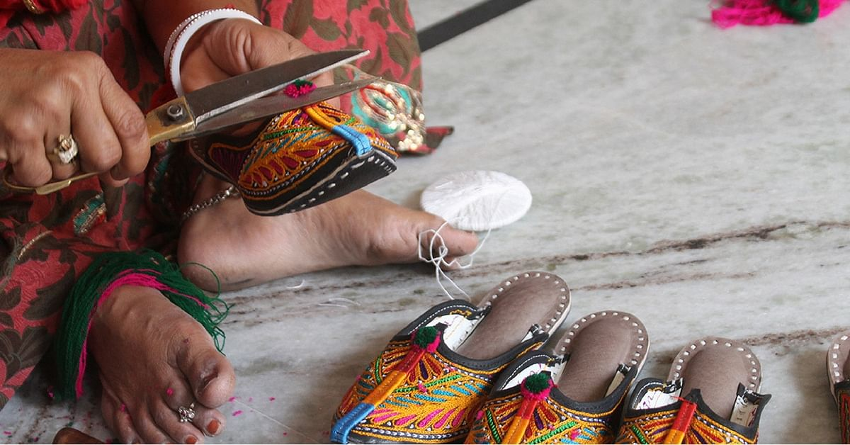 TBI Blogs: The Next Time You're in Jodhpur, Visit the 'Chappalon Wali Gali', and Help Empower Artisans in Need!