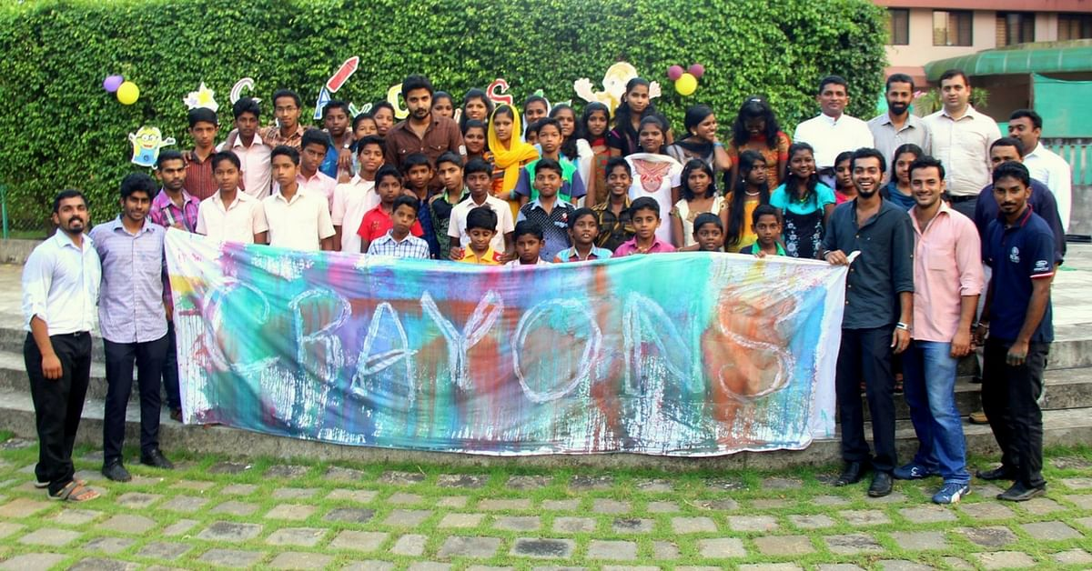 B-School Students Organize a One-Of-Its-Kind Fest for Children From Orphanages in Kochi