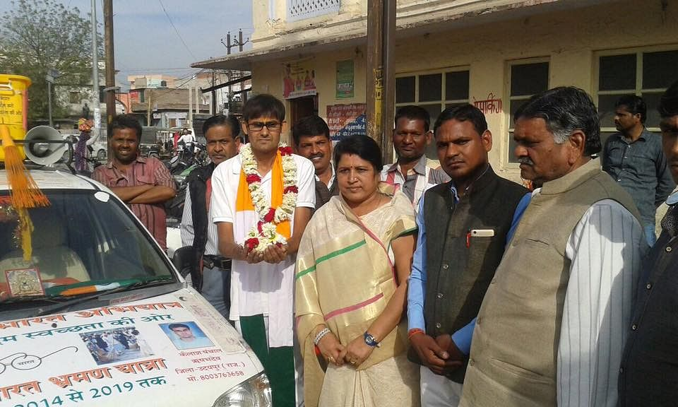 Once Fined for Littering in Kuwait, This Rajasthan Businessman Now Drives for Cleanliness