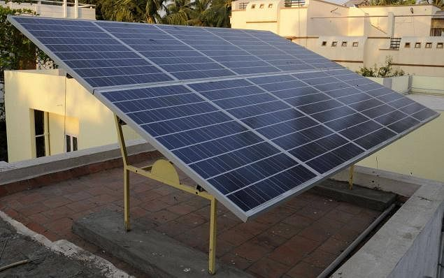Solar Suresh S Self Sufficient House In Chennai Satisfies