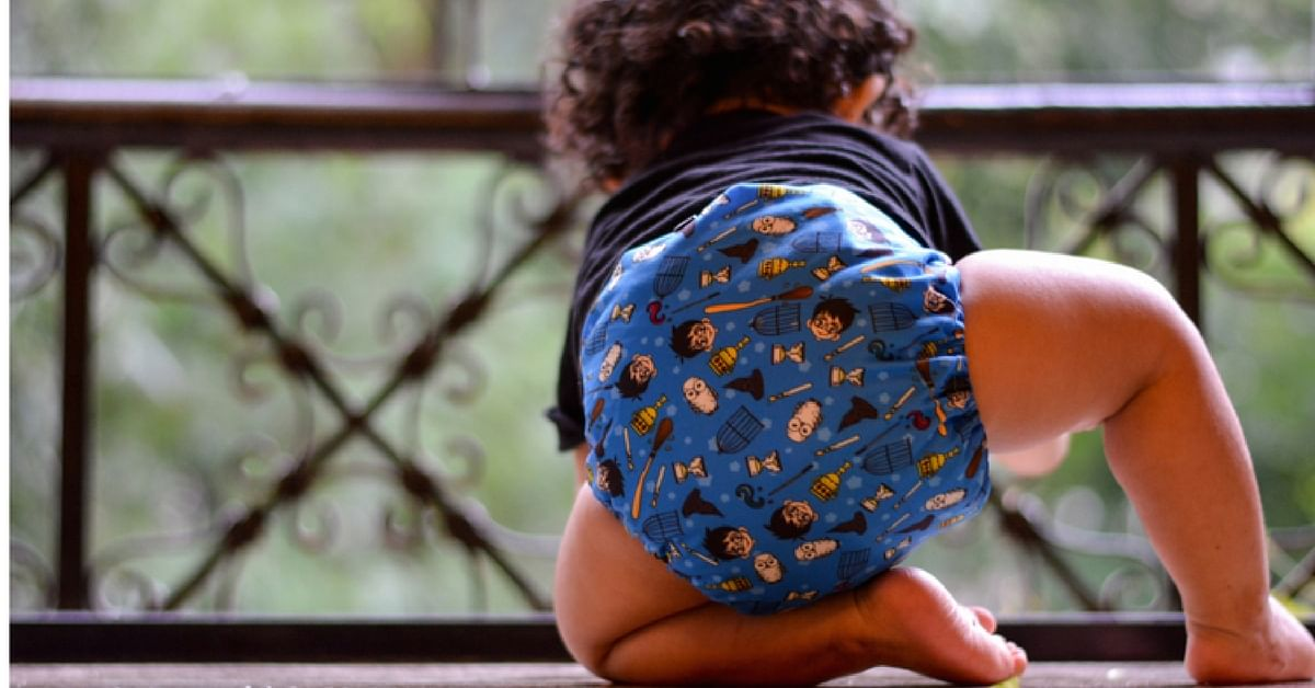 Diapers Are Emptying Your Pockets & Spoiling the Environment? Here Are Eco-Friendly, Reusable Ones!