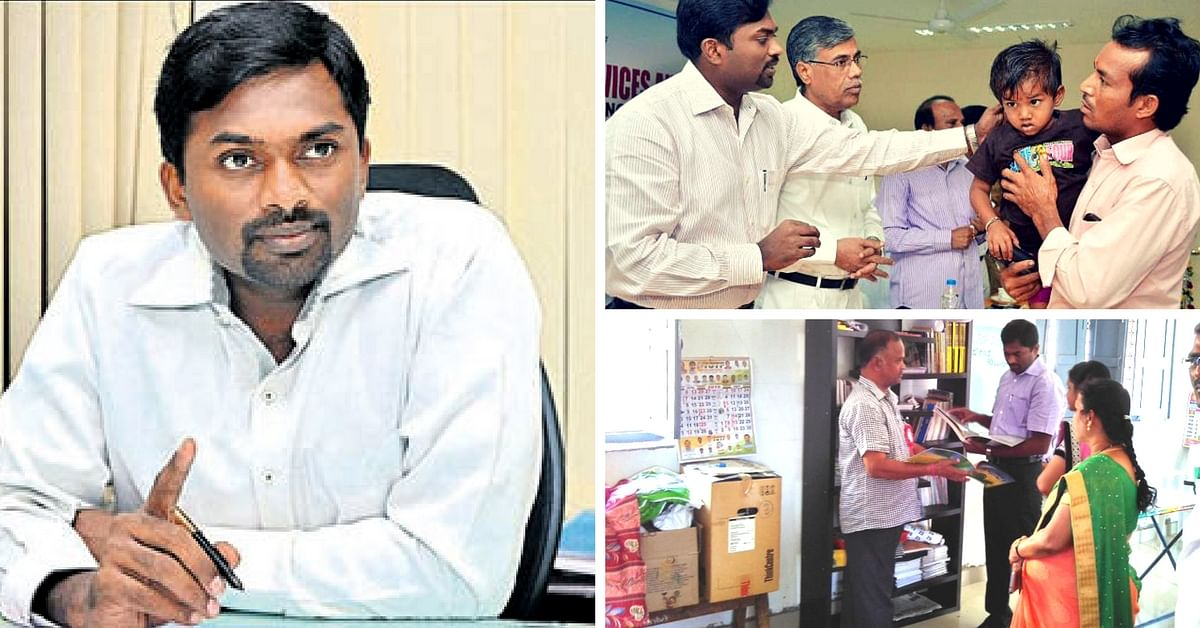 This IAS Officer's Unique Initiatives Are Making Role Models Out of Telangana Villages