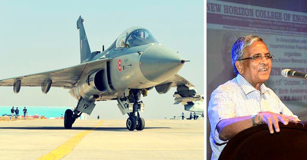 Despite US Sanctions, This Aerospace Engineer from Odisha Gave India Its First LCA – Tejas