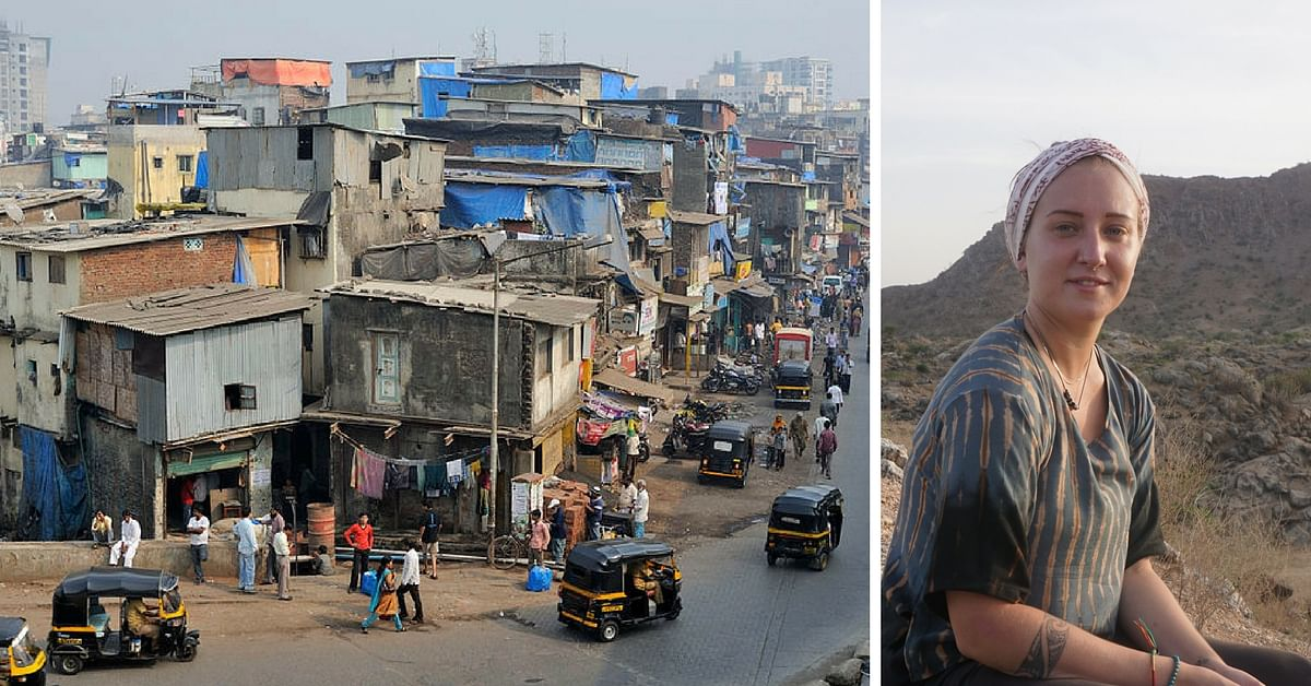 MY STORY: I found the heart of India in Dharavi slum, Mumbai.