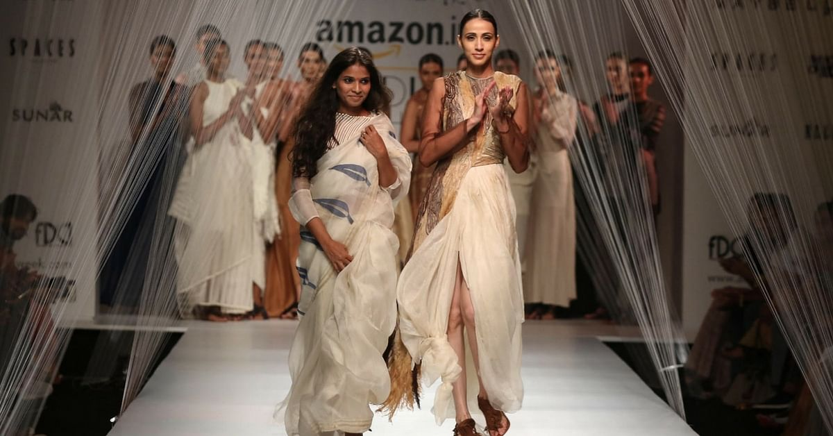 At 18, She Ran Away From Home to Avoid Marriage. Now, This Designer Showcases at NY Fashion Week!