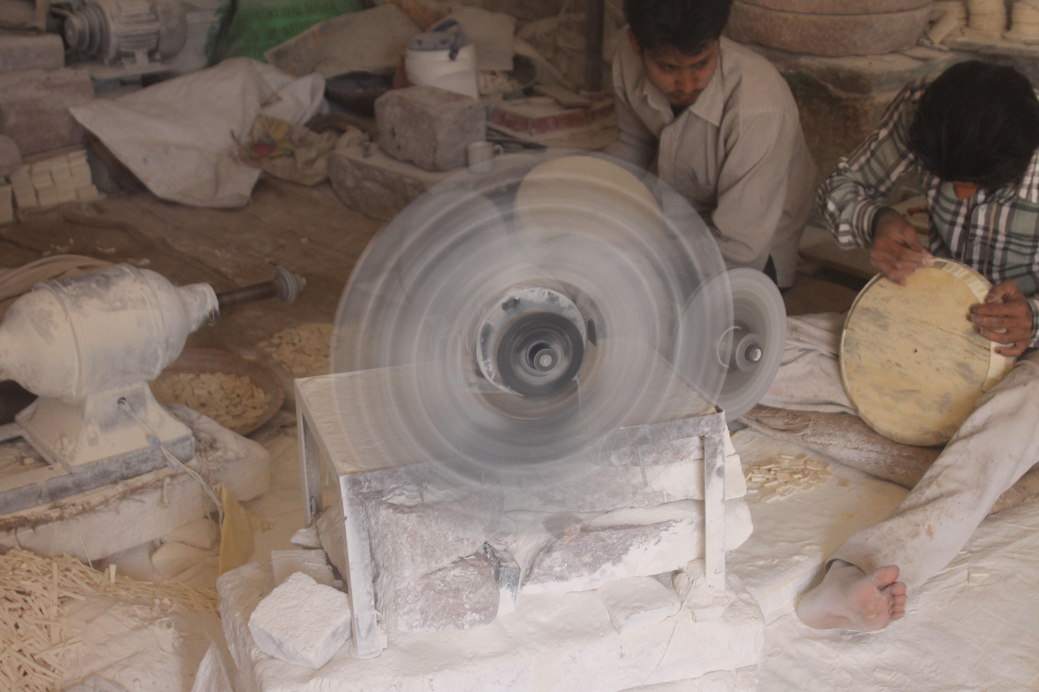 Camel Bone Designing Equipments