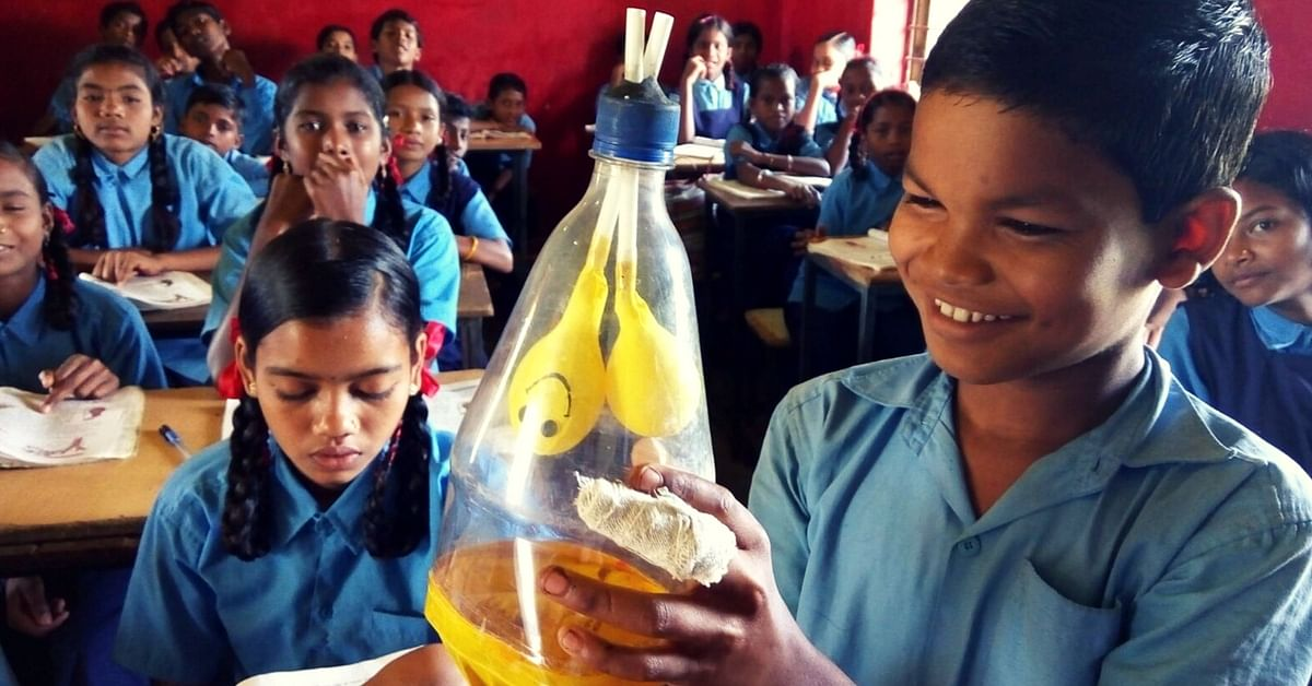 1 Day, 119 Centres, 44,000 Students, 35,000 Experiments: The Grand Story of Bastar Science Experiment