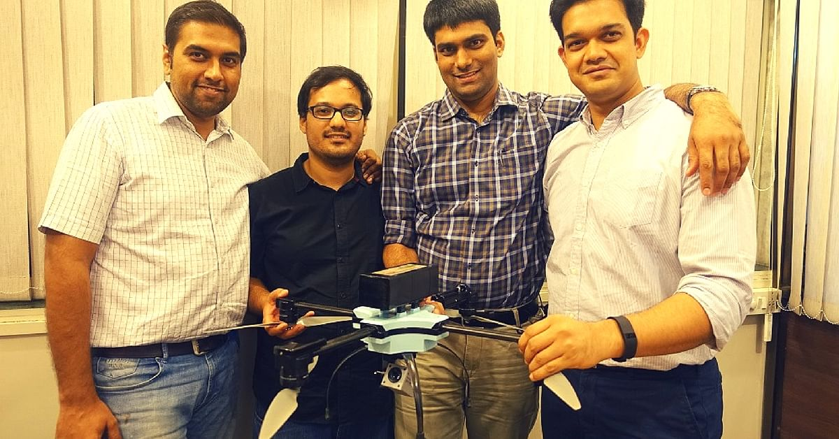 Remember the Drone Rancho Was Flying in 3 Idiots? Meet the IIT Bombay Alumni Who Made It.