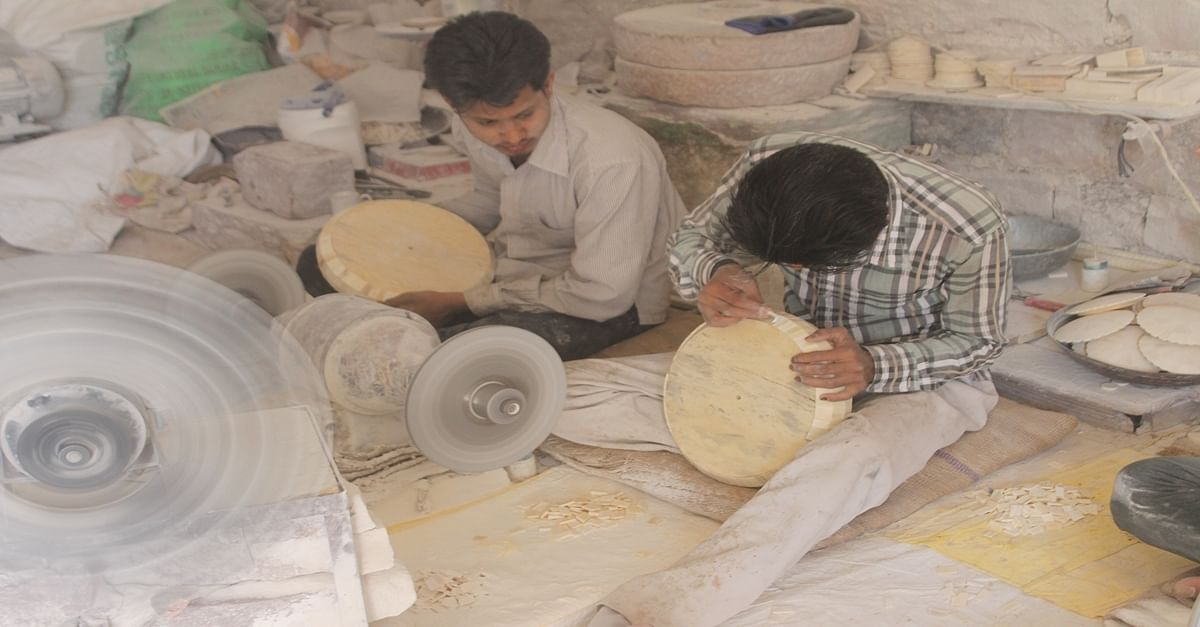 TBI Blogs: A Master Artisan's Crusade to Conserve the Dying Art of Camel Bone Craftsmanship