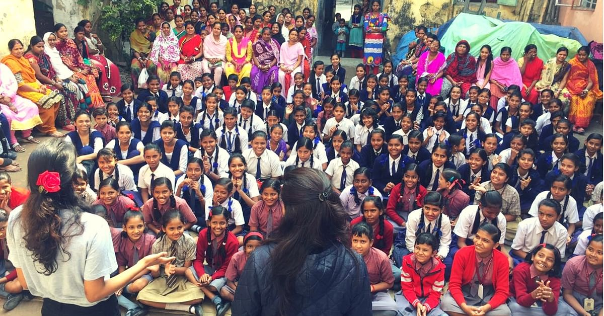 Demystifying Menstruation: These Women Educate Rural Girls & Provide Eco-Friendly Sanitary Napkins