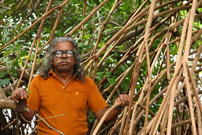 Mangrove Man of India: This Farm Labourer Planted and Protected Coastal Forests for Over 25 Years!