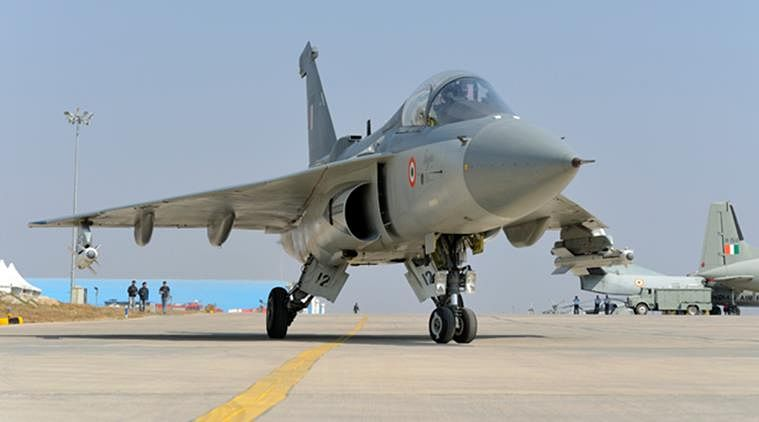 Image result for latest images of Light Combat Aircraft's 20 sorties get Navy on board