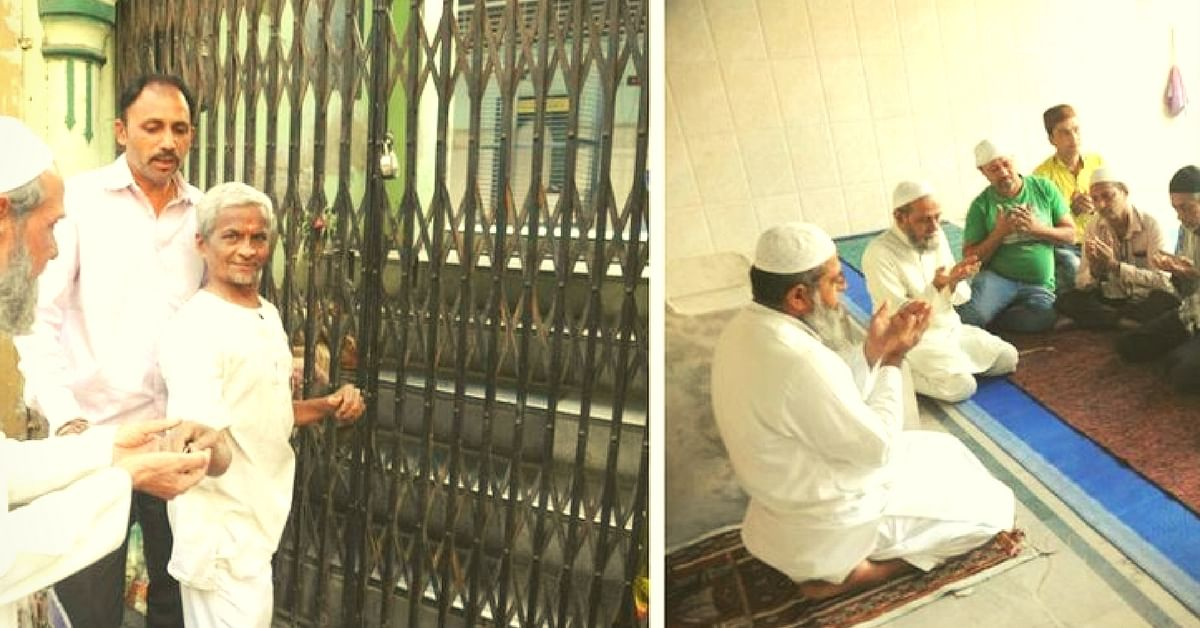 After the Godhra Riots, a 100-Year-Old Mosque in Ahmedabad Was Restored – For a Heartwarming Reason