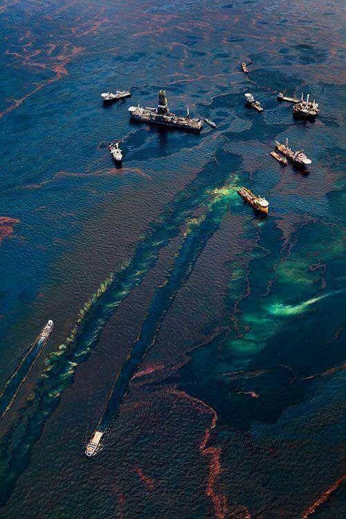 oil spill chennai