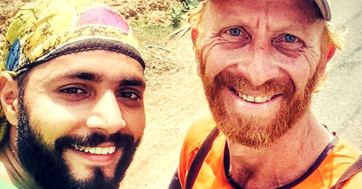 These Two Guys Ran the Auroville Marathon. But They Ran 190 Km From Chennai to Pondy First!