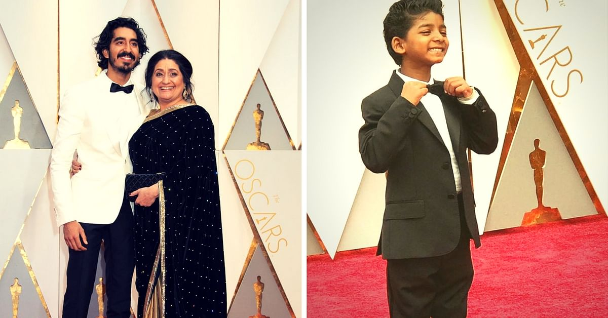 Sunny Pawar and Dev Patel Won Hearts at the Oscars. Here Are Our Favourite Moments!
