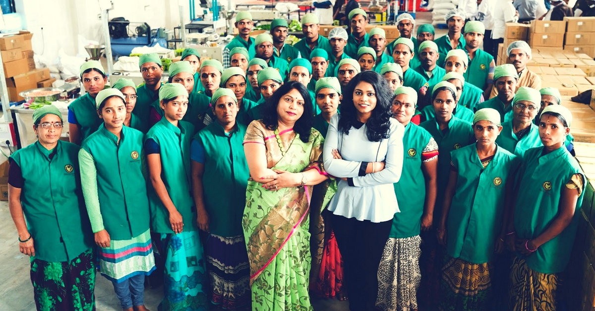 This Biotech Engineer and Her Mother Have Helped 4,000 Farmers Across India Go Organic