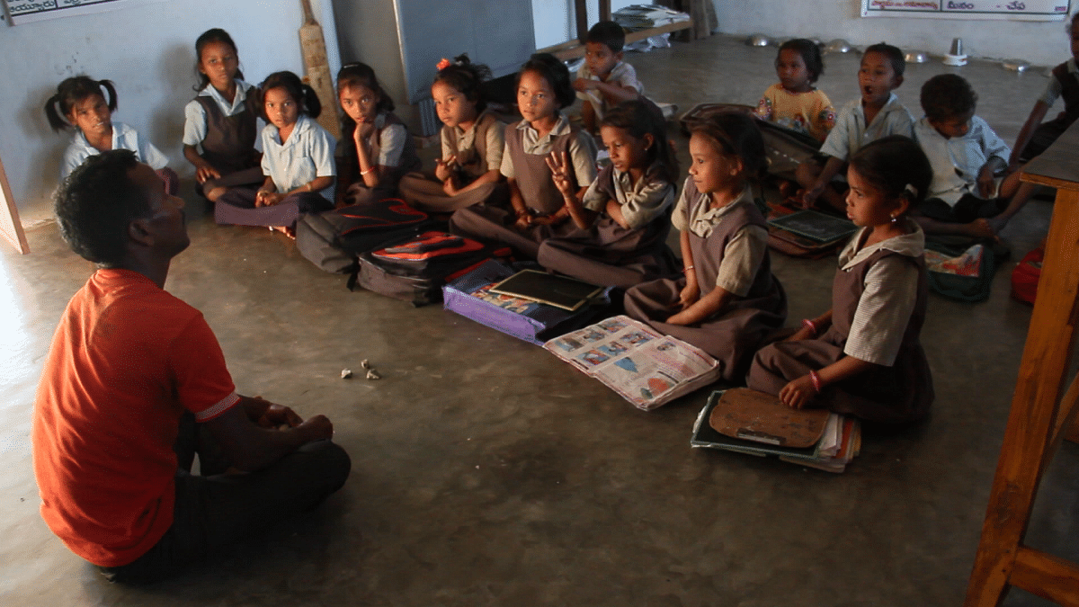 TBI Blogs: Over 80 Govt Schools in Andhra Pradesh Are Using Sticks & Stones to Help Their Tribal Students