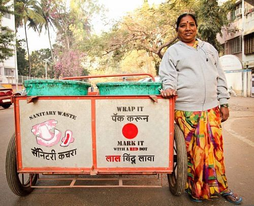 waste pickers pune