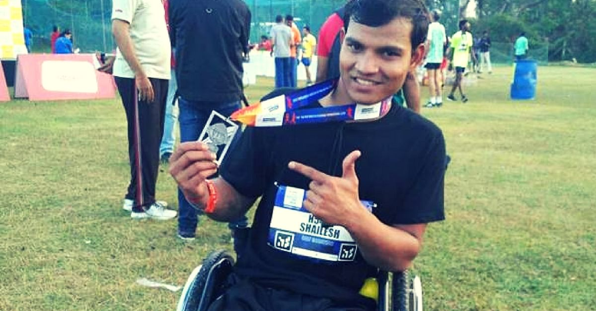 India's Fastest Wheelchair Marathoner Wants to Race in Tokyo Paralympics. Will He Be Able To?
