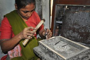 Make in India with India's crafts