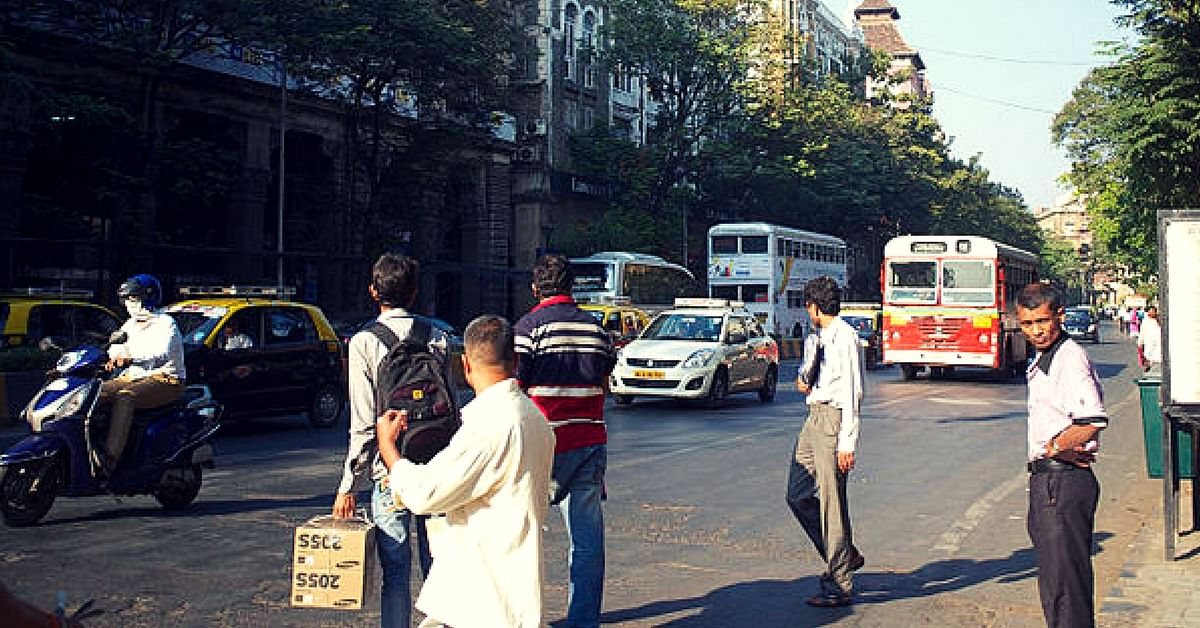 These Mumbaikars Took Matters in Their Own Hands and Are Making Footpaths Safer for Pedestrians