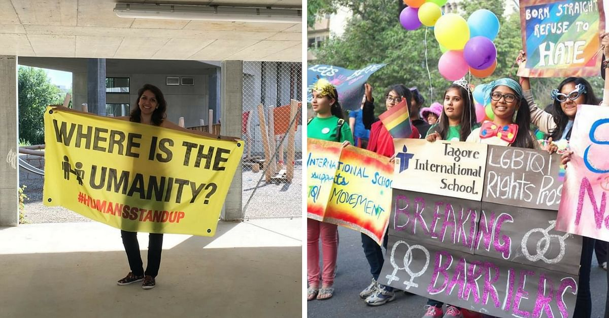 TBI Blogs: Meet the 19-Year-Old Behind Breaking Barriers, India's First School-Level Gay-Straight Alliance