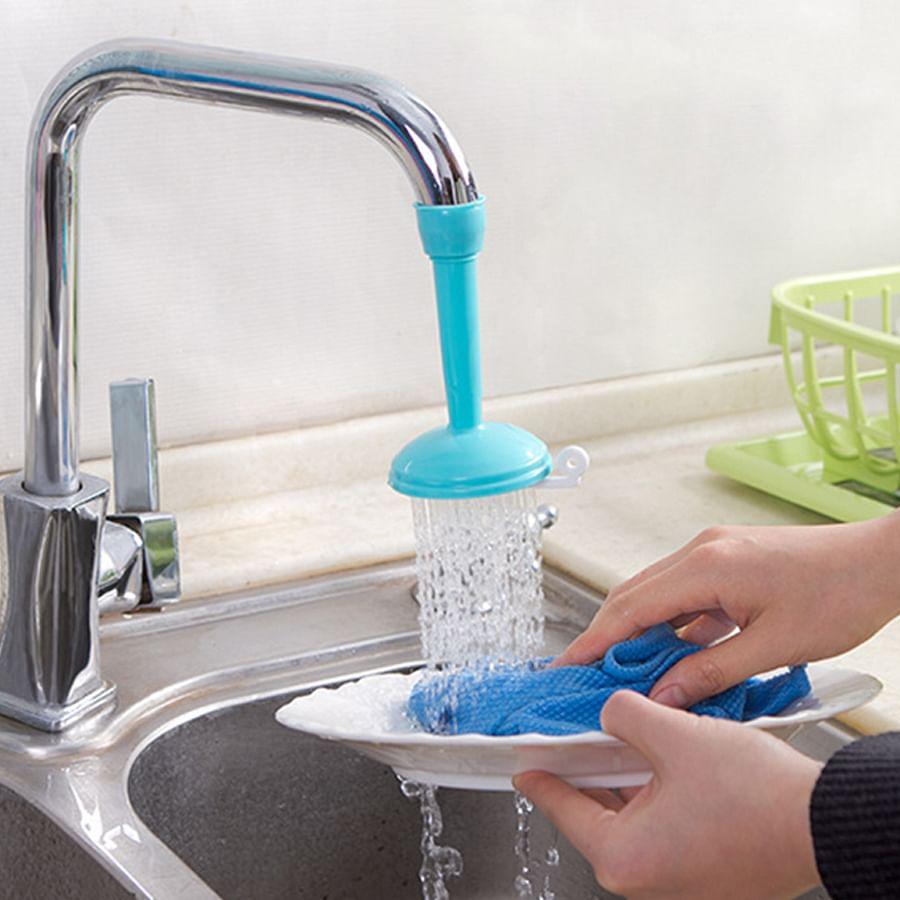 Creative Kitchen Tap Shower Water 360 Rotate Spray Tap Water Filter