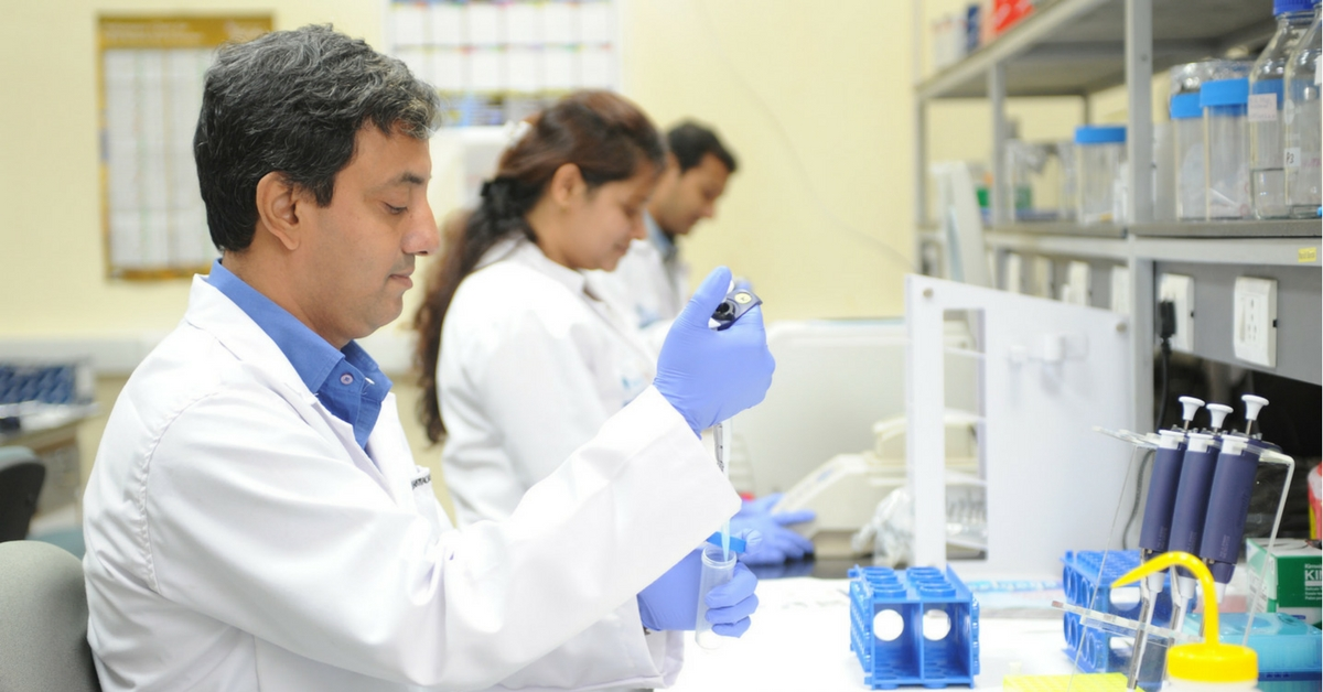 TBI Blogs: From Malaria Drugs to an AIDS Vaccine, India's Biopharmaceutical Research Is Pushing Boundaries
