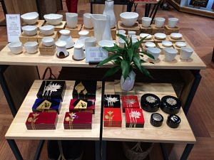Displaying Handicrafts