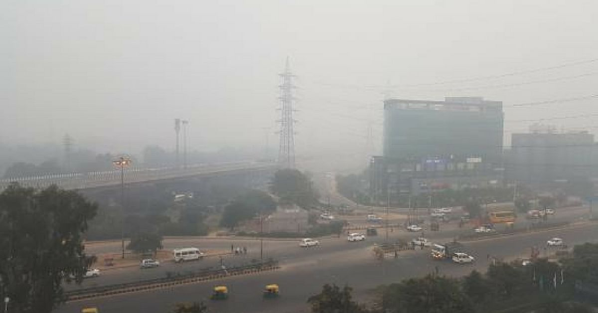 TBI Blogs: Gurgaon's Air Quality Could See Improvement Soon, Thanks to a 9-Year-Old Girl and a Lawyer