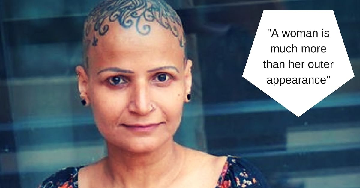 This Amdavad Woman's Powerful Message Against Harmful Beauty Standards Is Bang On