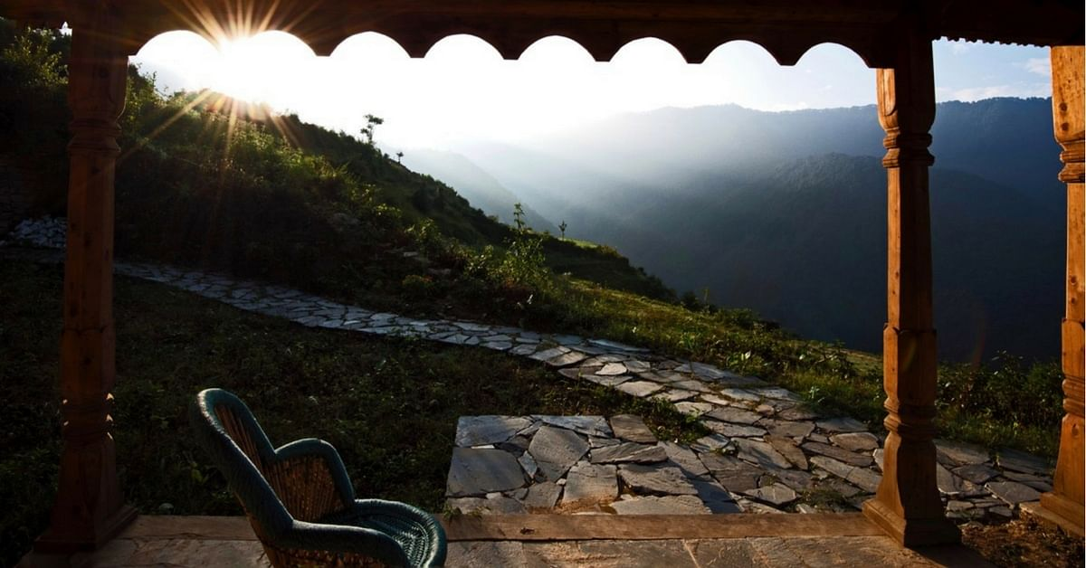 TBI Blogs: How a Himalayan Farm Retreat in Uttarakhand Is Encouraging Reverse Migration of Farmers