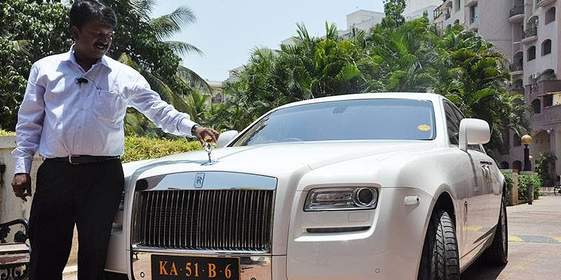 Meet Ramesh Babu, the Billionaire Barber Who Owns 400+ Cars ...