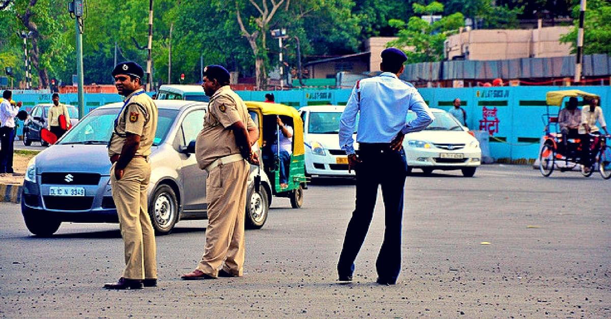 Click and Send: TrafficEye App Will Allow Users to Report Traffic Offenders Anonymously