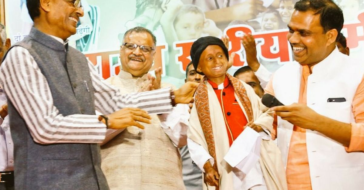 This 10-Year-Old Suffering From Progeria Got to Become Chairman of MP Child Commission for a Day