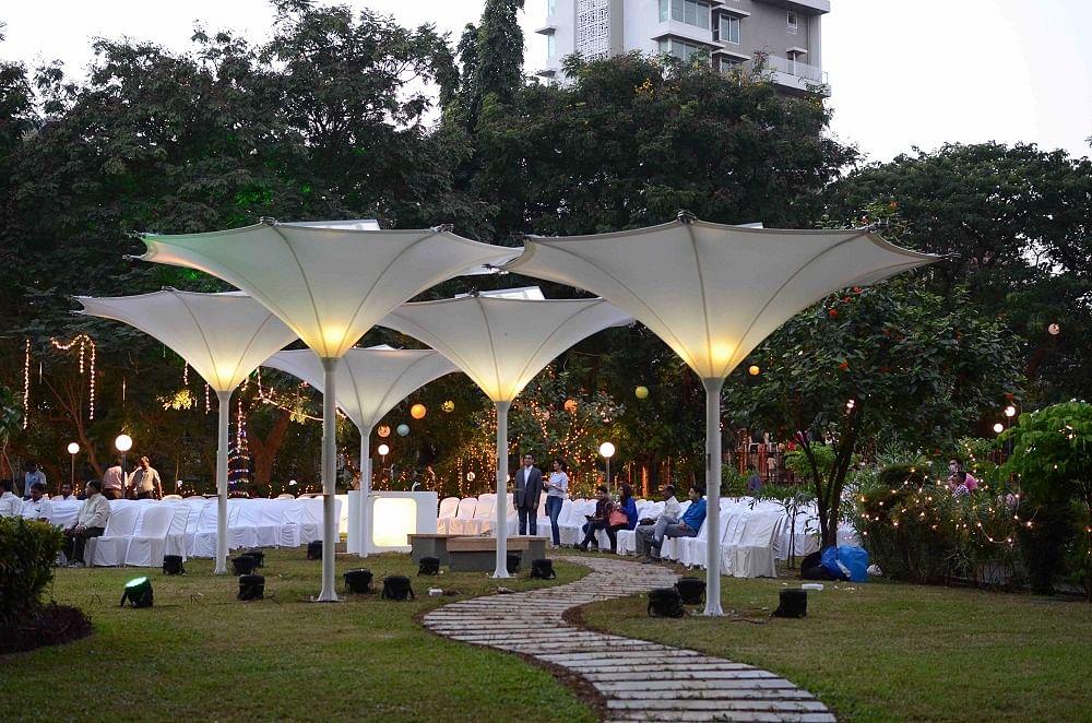 Pavilion Car Park