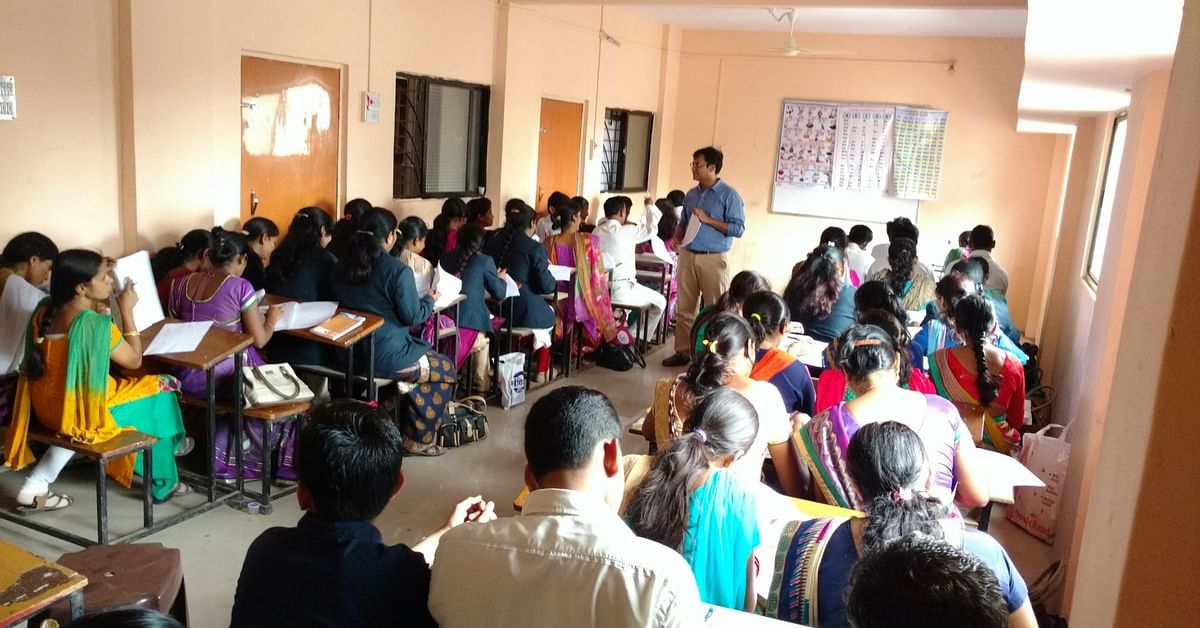 TBI Blogs: Meet the Young Startup Busy Working to Create India's First Completely English-Literate Village
