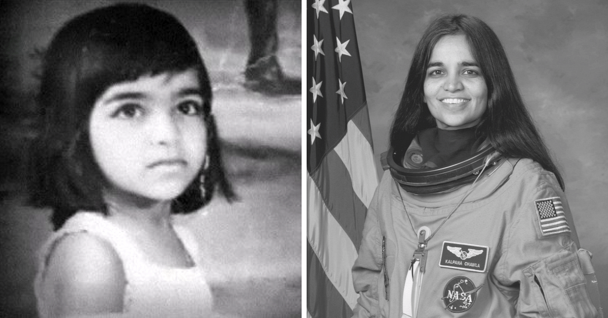 A Starry-Eyed Girl Called 'Monto': The Untold Story of Kalpana Chawla's Childhood in India
