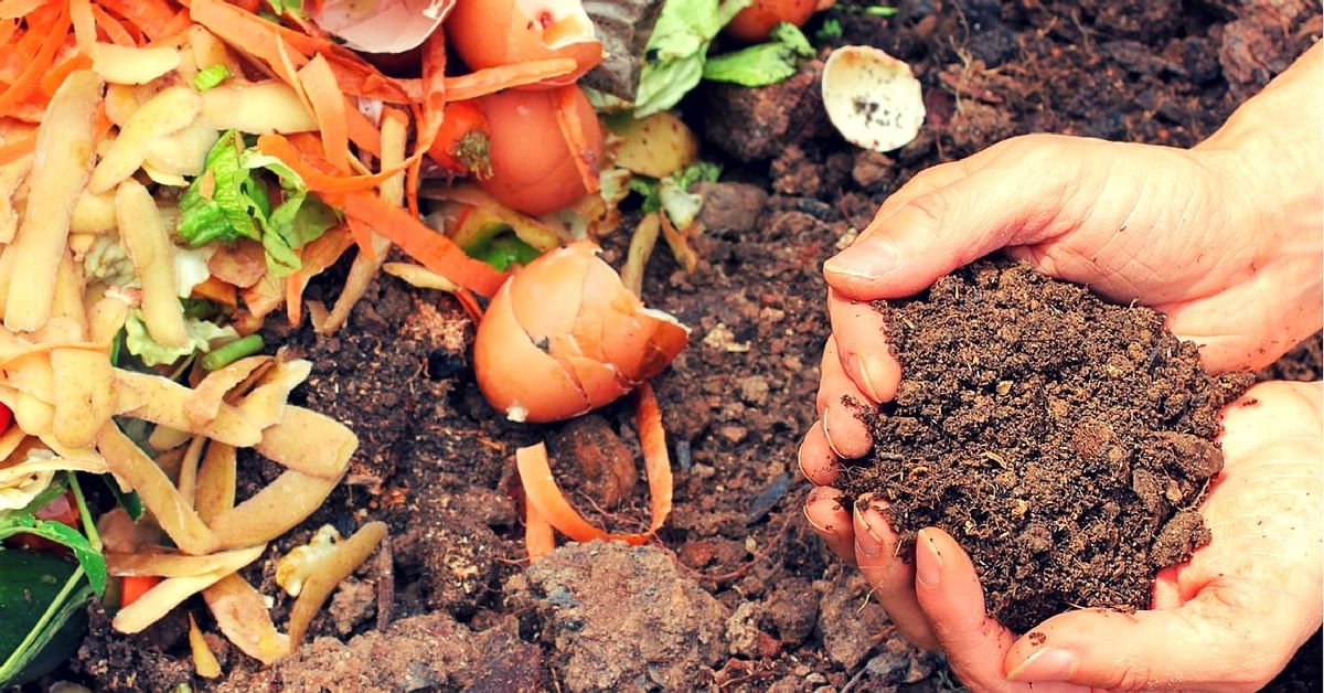 A Mumbai Constable Set up a Composting Unit at His Station After Overhearing a School Seminar!