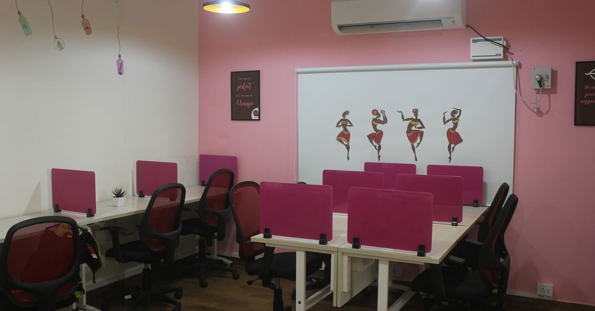 A Co-Working Space for Women With On-Call Grocery & Day Care? This Chennai Duo Makes It Possible