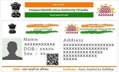 Aadhaar card to be made compulsory for driving licence