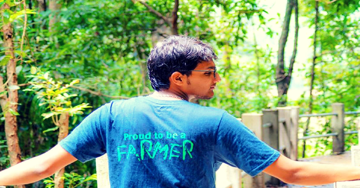 For the Love of Farming & Village Life – How One Man Is Helping Farmers Sell Their Produce Online