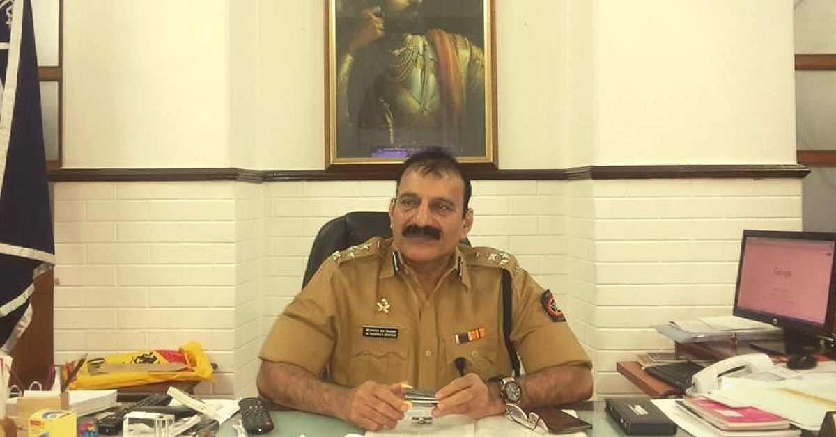 Farmer-Turned-IPS-Officer Pratap Dighavkar Proves That Impossible Is Nothing!