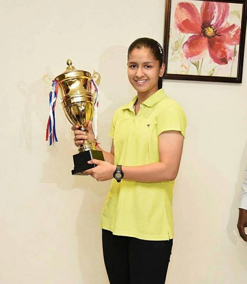 At 16, Naina Jaiswal From Hyderabad Becomes Asia's Youngest