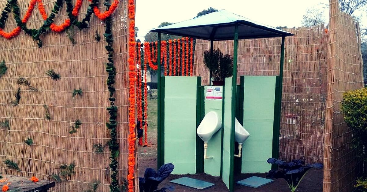 These Brilliant Waterless and Odourless Urinals Help with Agriculture Too!
